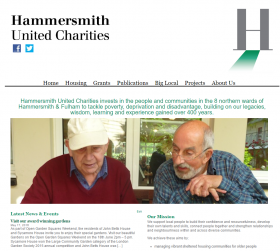 Hammersmith United charities