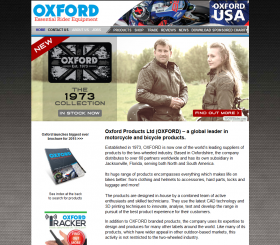 Oxford Products