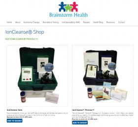 Brainstorm Health