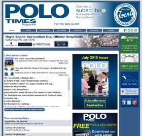 Polo Times Magazine