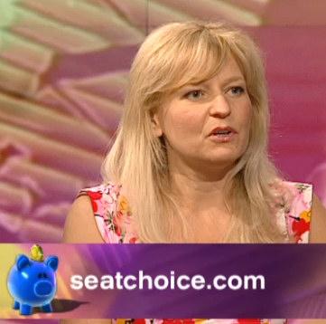 Jasmine Birtles on BBC Working Lunch 13 Jul 09