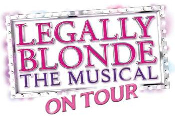 Legally Blonde on tour 2011
