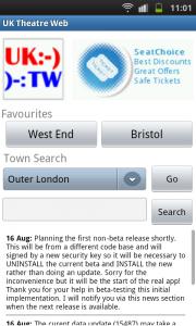 UKTW Android App