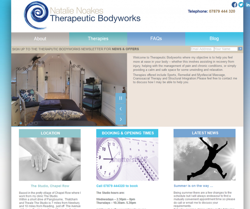 Theraputic Bodyworks