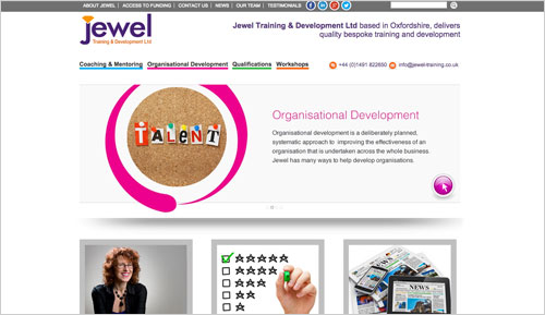 Jewel Training