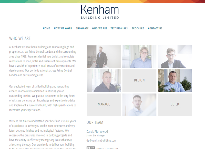 Kenham Building Ltd