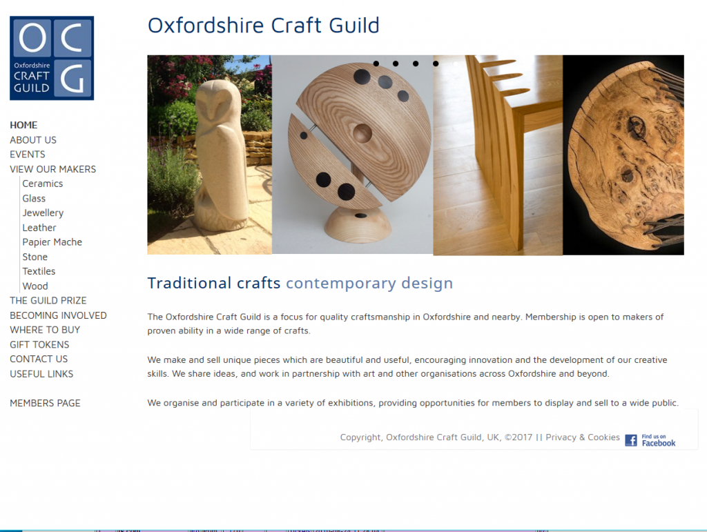 Oxfordshire Craft Guild